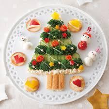 野菜のクリスマス